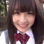 【JKハメ撮り】めちゃめちゃ可愛い女子高生を制服のままホテルに連れ込んでハメ撮り中出しセックスw
