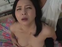 五十路の美熟女をナンパして即SEX♪個人撮影・素人投稿エロ動画