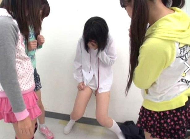 九州のとある小学校で起きたJSイジメ事件の衝撃スマホ動画