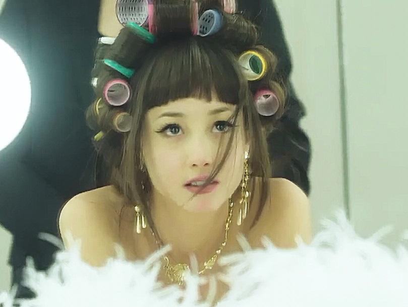 エリカ様こと女優・沢尻エリカが映画で魅せたチョー過激な濡れ場シーン