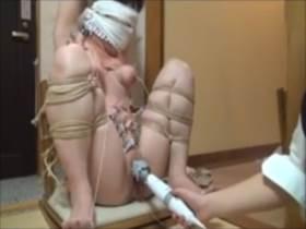 夫婦の営みがエスカレートしてヤバイ緊縛SMの個人撮影の動画