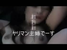 出会いアプリでママ活ナンパした超ド淫乱ヤリマン主婦とカーセックス個人撮影エロ動画